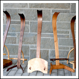 Cobra Stands and Arched Stands - click for details